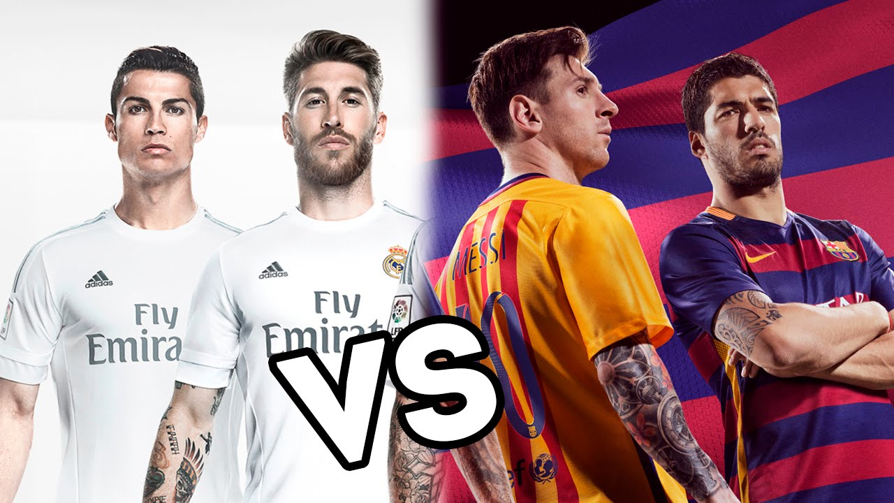 Real Vs Barcelona