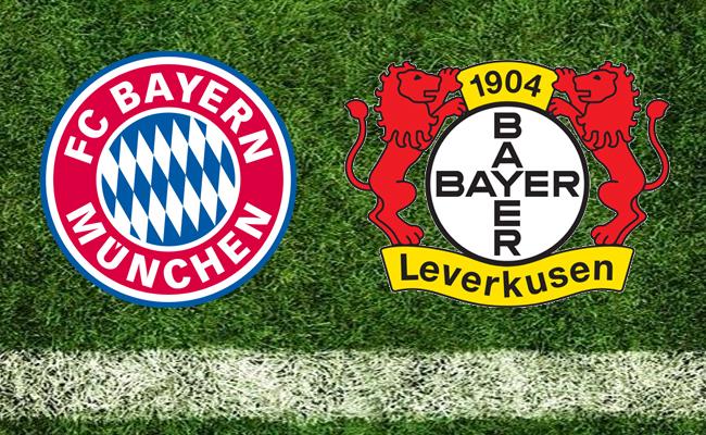 Bayern München Vs Leverkusen
