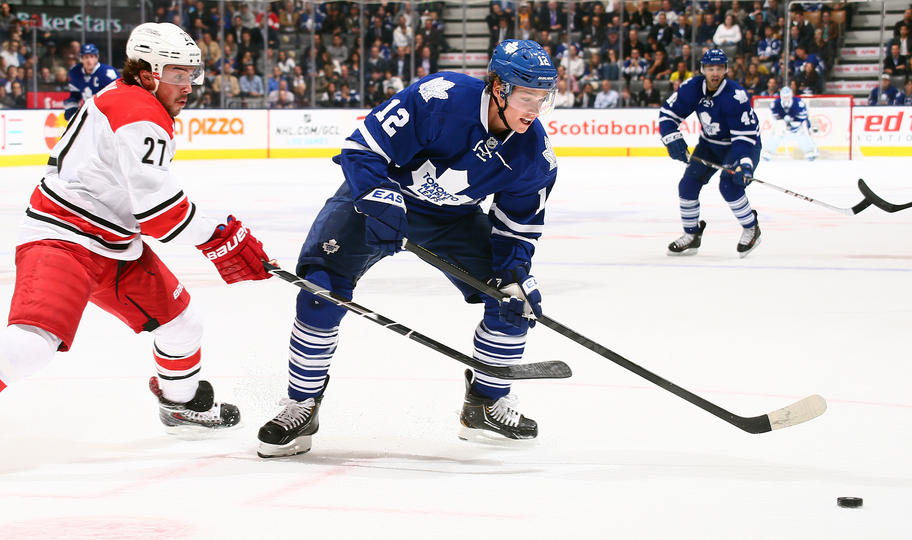 Carolina Hurricanes Vs Toronto Maple Leafs