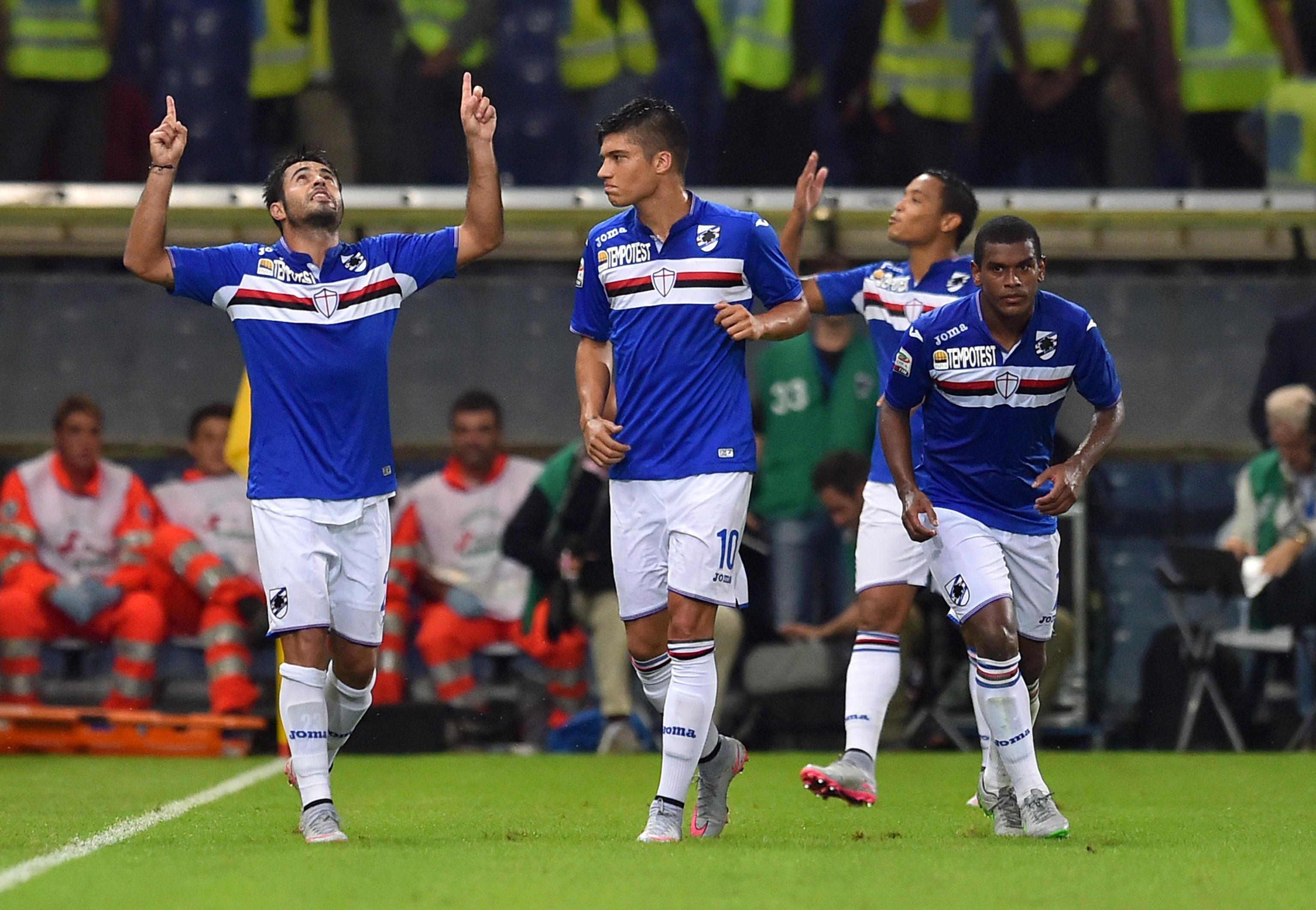 serie A, Sampdoria-Bologna