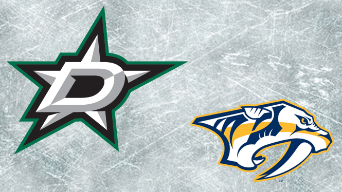 Dallas Stars Vs Nashville Predators