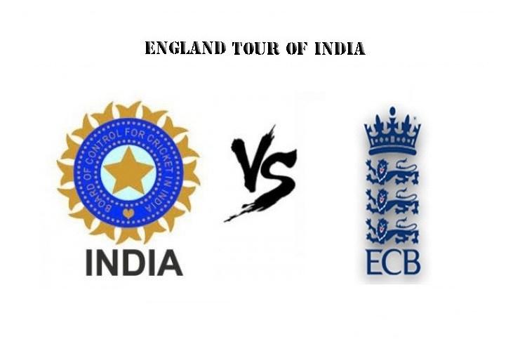 England Vs India 2016