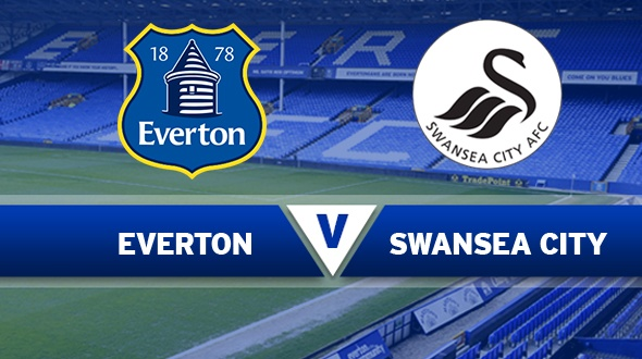Everton Vs Swansea City EPL 2016