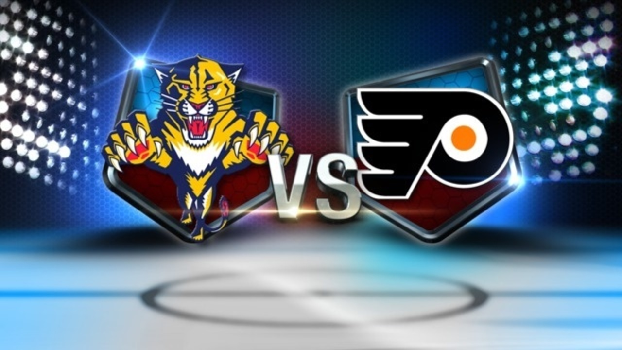 Florida Panthers Vs Philadelphia Flyers