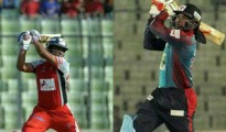 Gayle to Open Tamim