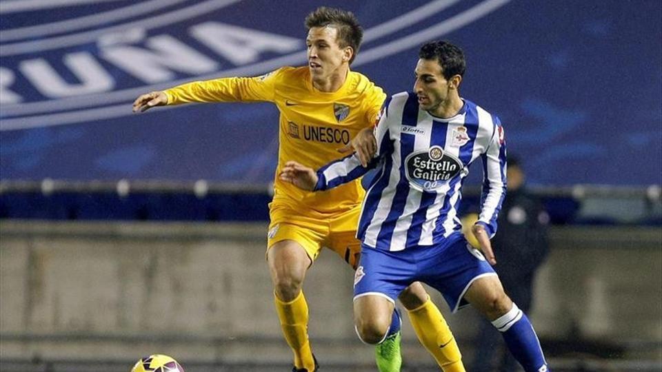 Malaga Vs Deportivo