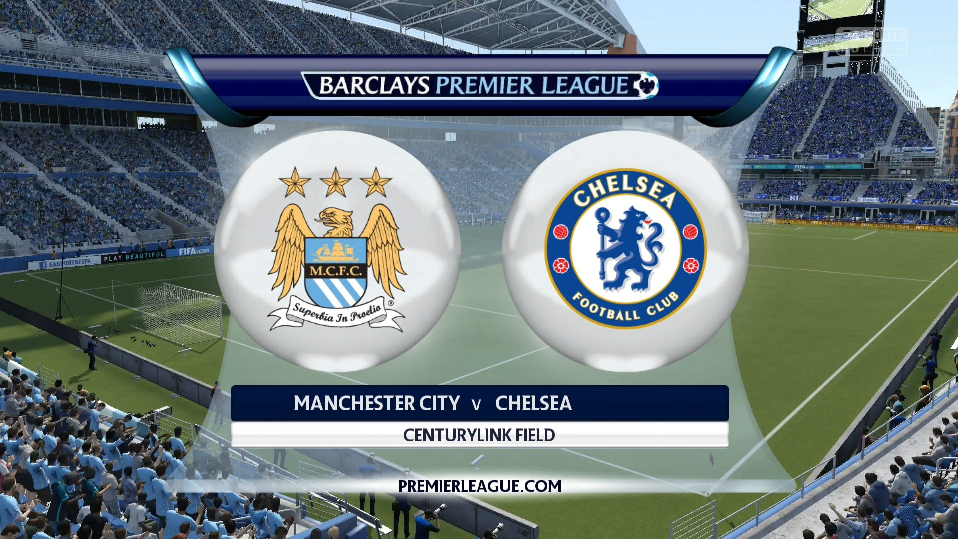 City Chelsea: Manchester City VS Chelsea Head To Head, Kick Off
