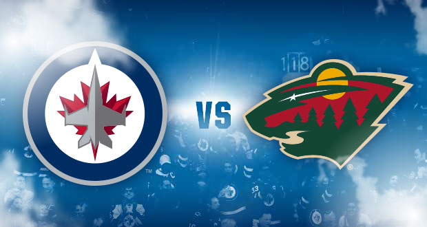 Minnesota Wild Vs Winnipeg Jets