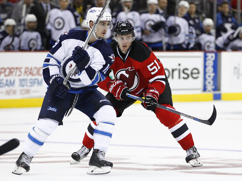 New Jersey Devils Vs Winnipeg Jets