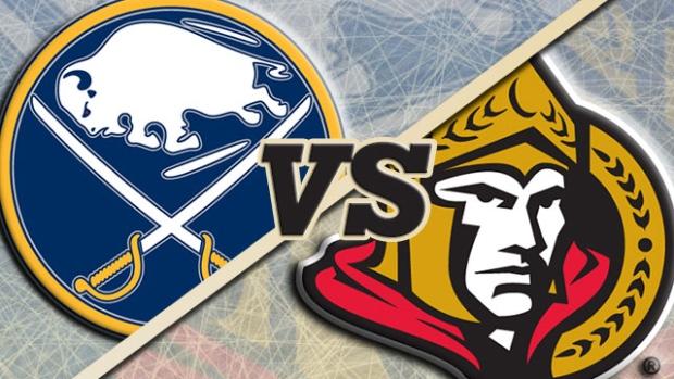 Ottawa Senators Vs Buffalo Sabres