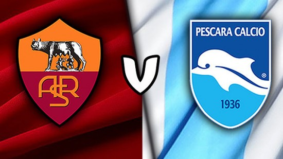 Roma Vs Pescara Commentary