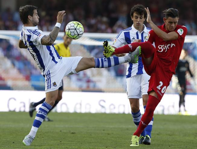 Sporting Gijon Vs Real Sociedad