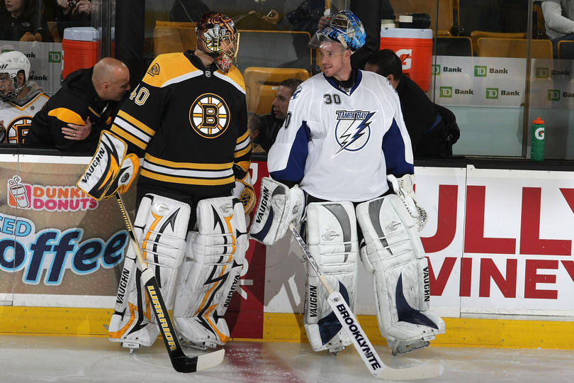 Tampa Bay Lightning v Boston Bruins