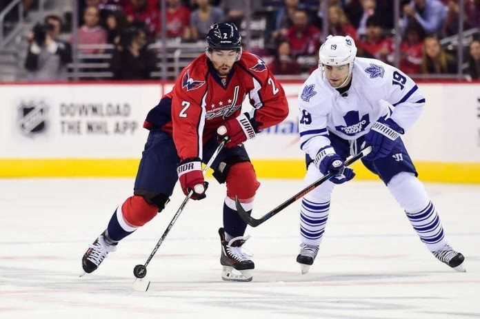 Washington Capitals Vs Toronto Maple Leafs