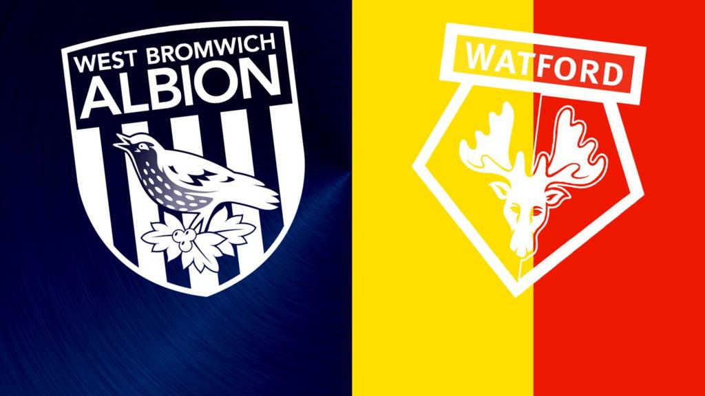 West Brom Vs Watford