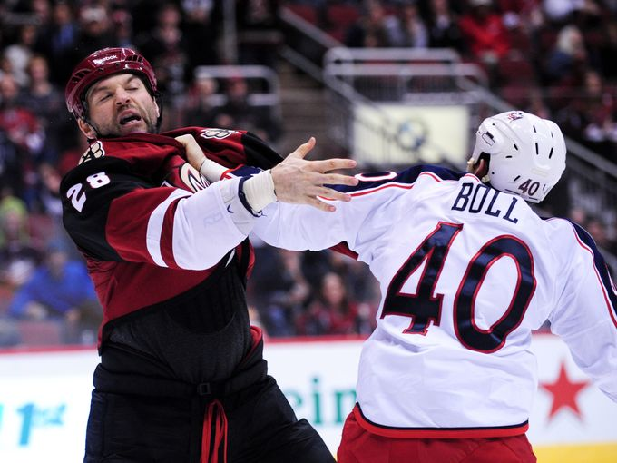 Arizona Coyotes Vs Columbus Blue Jackets