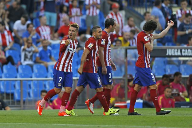 Atletico Madrid Vs Las Palmas La Liga Match Preview