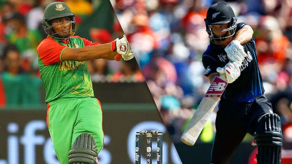 Bangladesh failed to win the opening ODI against Black Caps