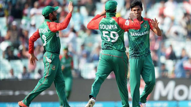 Bangladesh lost but Mustafiz shines at Christchurch