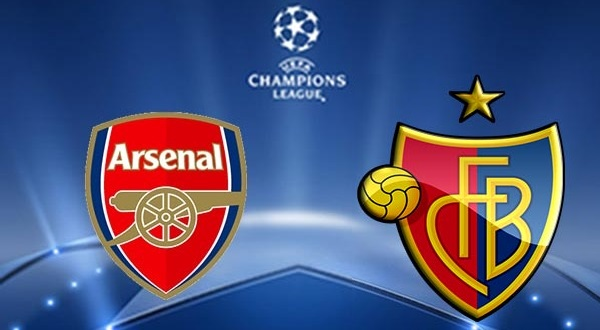 Basel Vs Arsenal