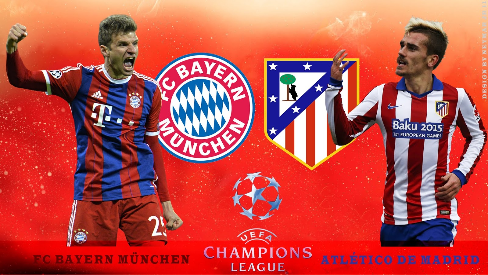 bayern vs madrid live