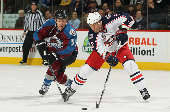 Columbus Blue Jackets Vs Colorado Avalanche