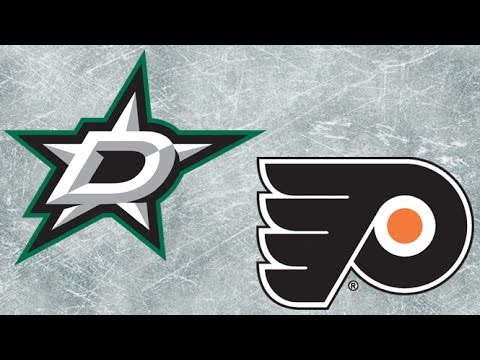 Dallas Stars Vs Philadelphia Flyers