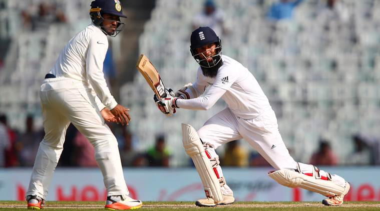 England on the way to big score in Chennai Test
