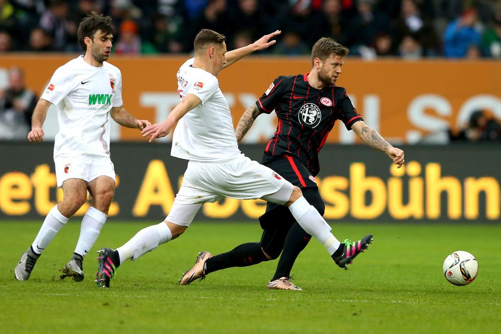 Augsburg Vs Eintracht Frankfurt Live Streaming, bundesliga Live match - TSM  PLUG