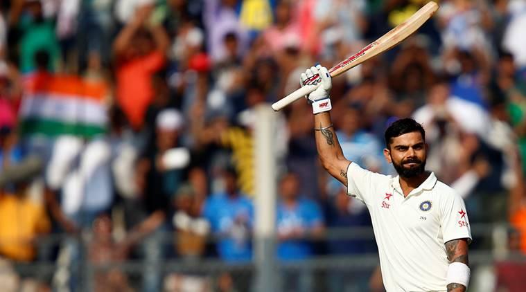India Test skipper Virat Kohli completed 1000 runs in a calendar year