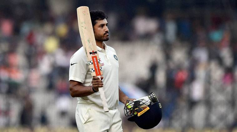 India made biggest score by the triple century of Karun Nair