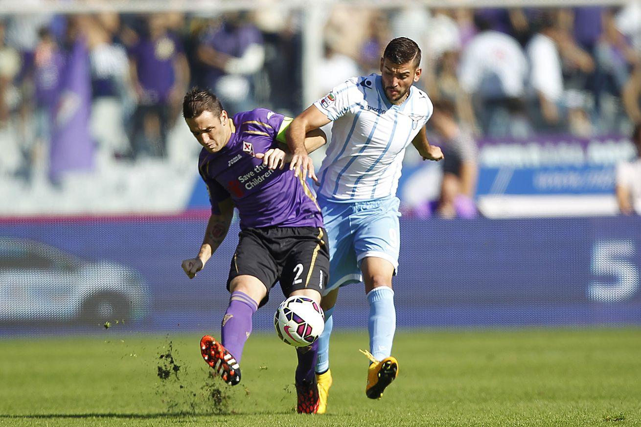Lazio Vs Fiorentina 2016