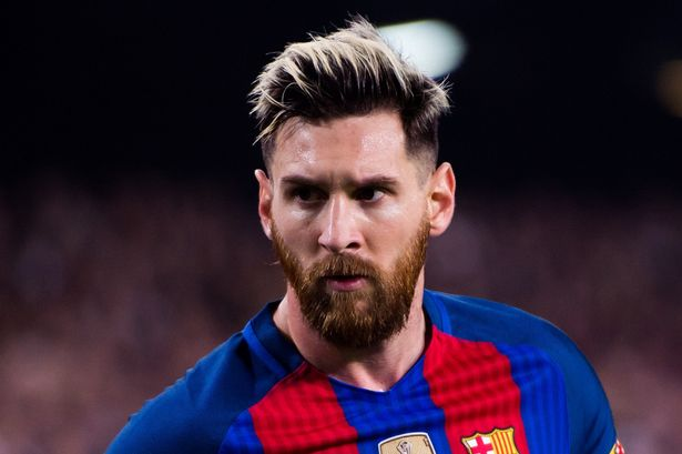 Messi would be the highest paid footballer