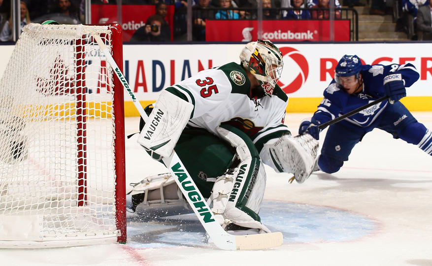 Minnesota Wild Vs Toronto Maple Leafs