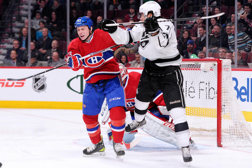 Montreal Canadiens Vs Los Angeles Kings