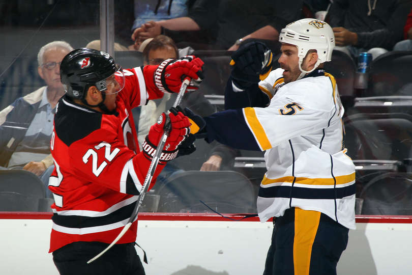 New Jersey Devils Vs Nashville Predators