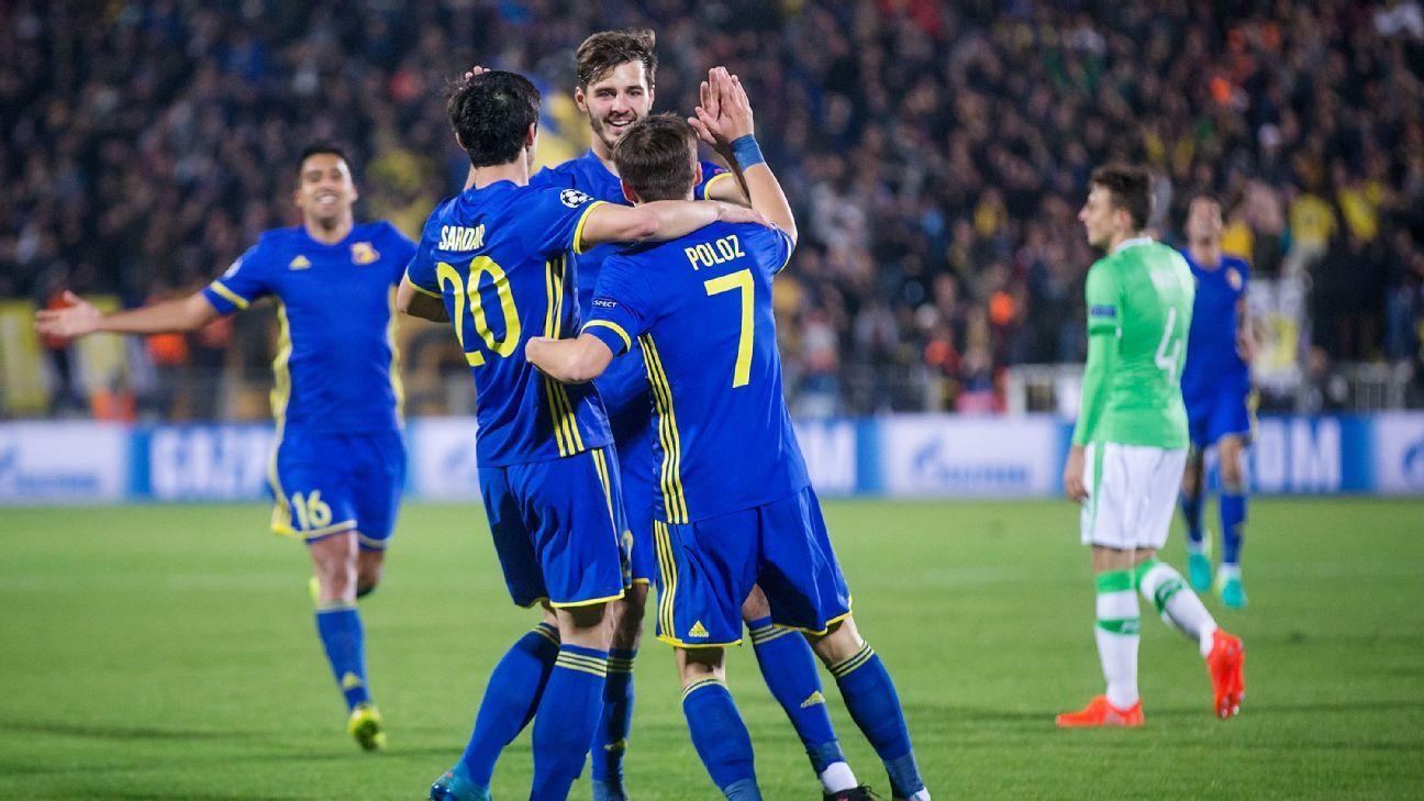 PSV Vs Rostov