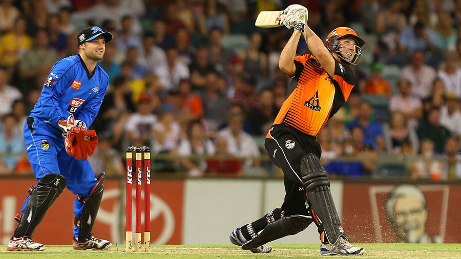 Perth Scorchers beat Adelaide Strikers at WACA