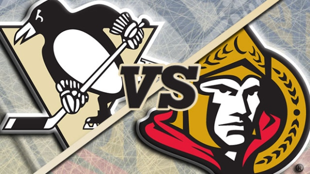 Pittsburgh Penguins Vs Ottawa Senators