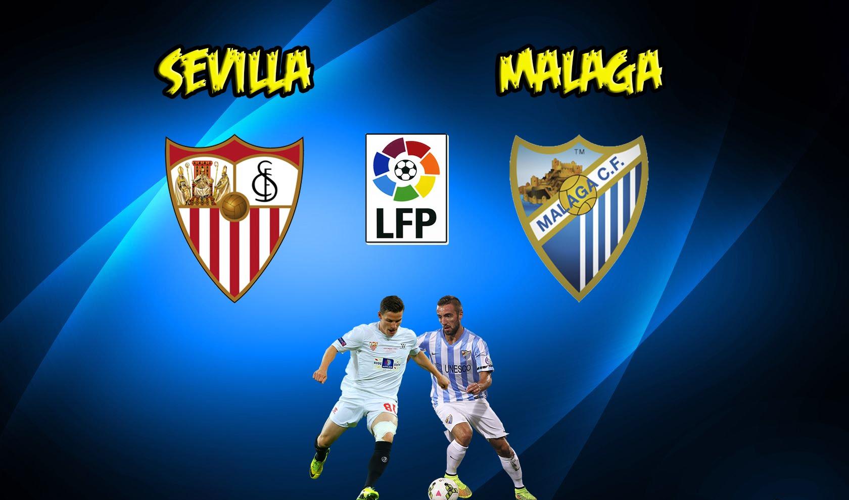 Sevilla Vs Malaga