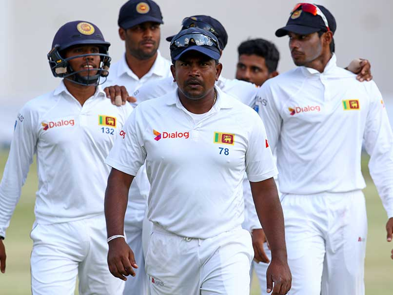 Sri Lanka scored 373 runs in warm up match against South African Invitation XI