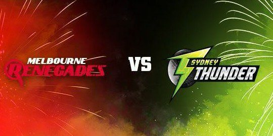 Sydney Thunder desperate to win against Melbourne Renegades after losing first one