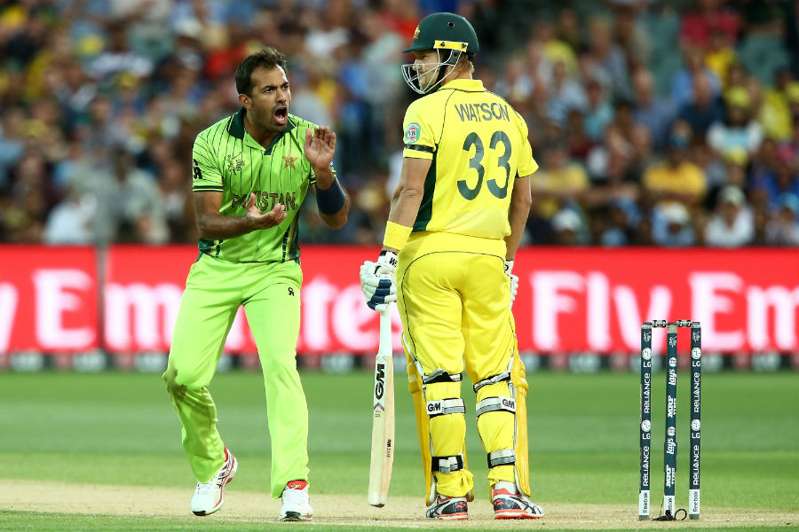 Wahab wants to destroy Aussie batting pillar by bowling aggressively