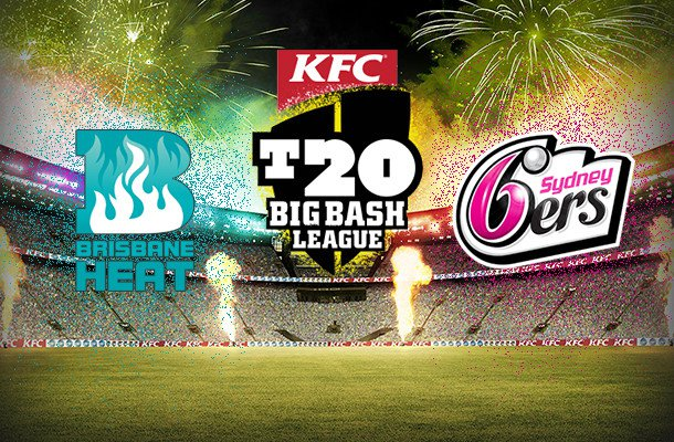 Sydney Sixers jumped to BBL final after super over thrill