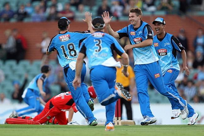 Adelaide Strikers ruled out from the BBL competition
