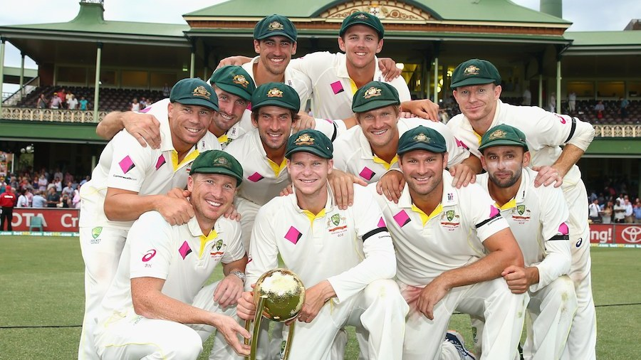 Australia revealed Test squad for India tour in February, 2017