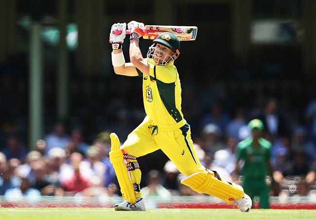 Australia secured the ODI series against Pakistan in Sydney