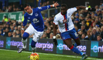 Crystal Palace Vs Everton Premier League 2017