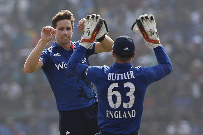 England fought well but could not save the series