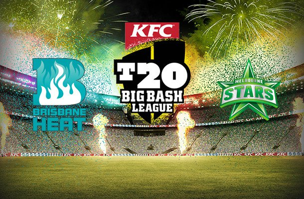 Melbourne Stars faced 3rd defeat in Big Bash League 2016 - 17